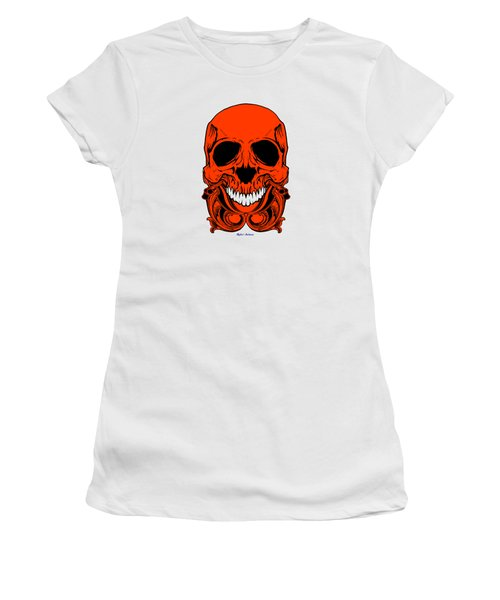 Red Skull  Women's T-Shirt