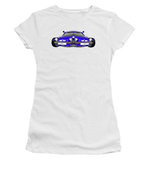 Dual Ghia Women's T-Shirt (Athletic Fit)