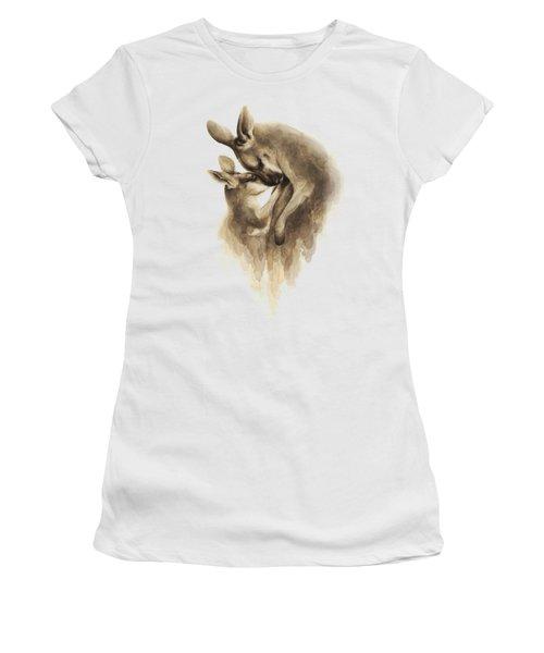 Strong Bond Women's T-Shirt (Junior Cut) by Elisa Sbingu