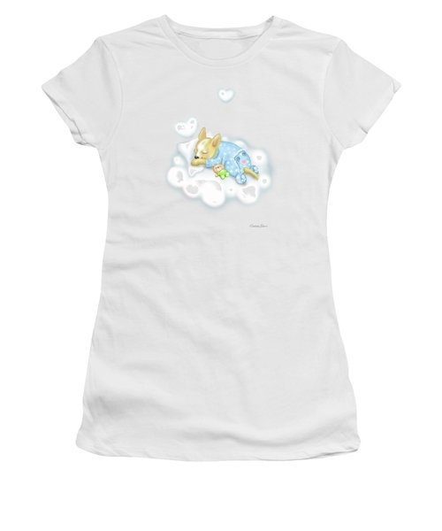 Chihuahua Zoe Baby Women's T-Shirt (Athletic Fit)