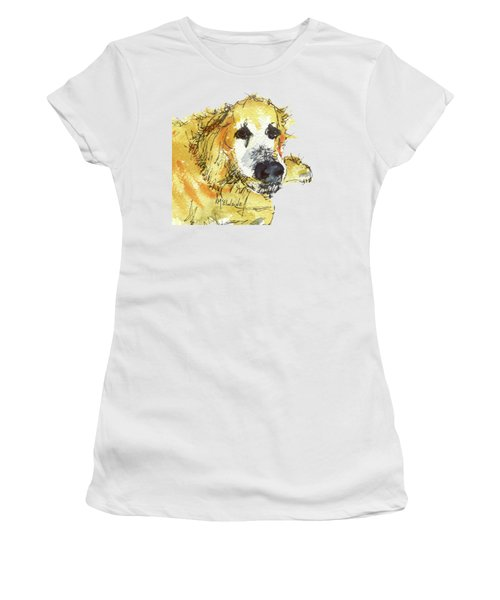 Cinders Chief Dog Women's T-Shirt