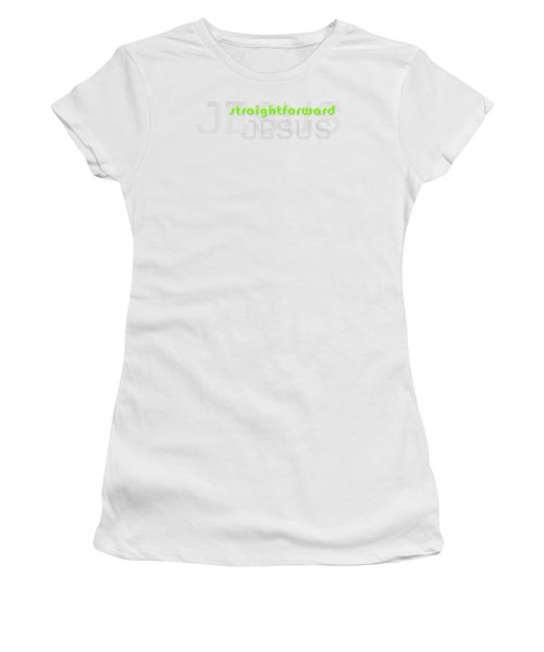 Straightforward Women's T-Shirt