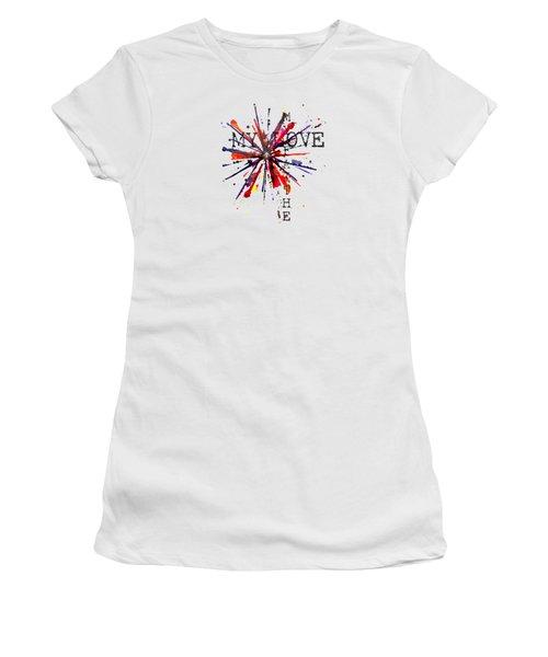 My Faith My Love Women's T-Shirt