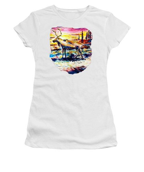 Solitude Caribou Women's T-Shirt