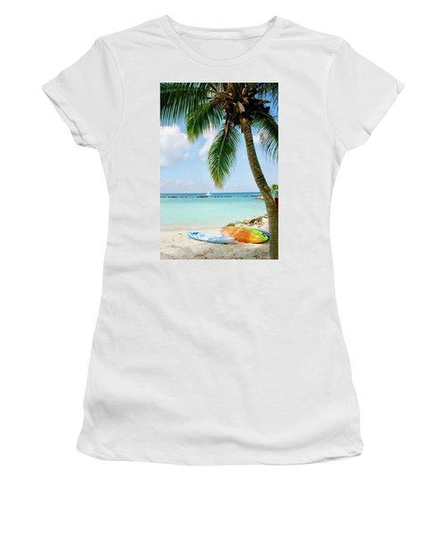 Aruban Oasis Women's T-Shirt