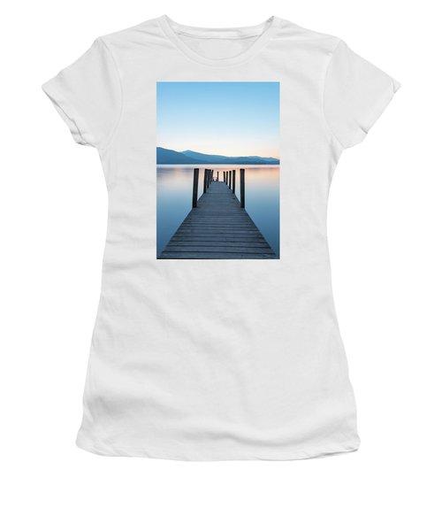 Ashness Bridge  Women's T-Shirt