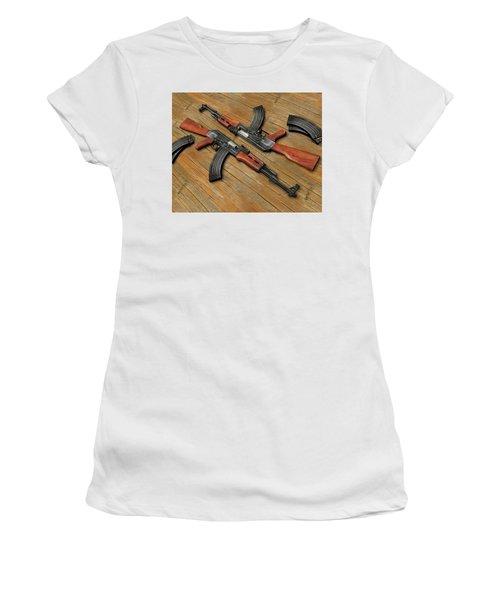 Assault Rifle Women's T-Shirt