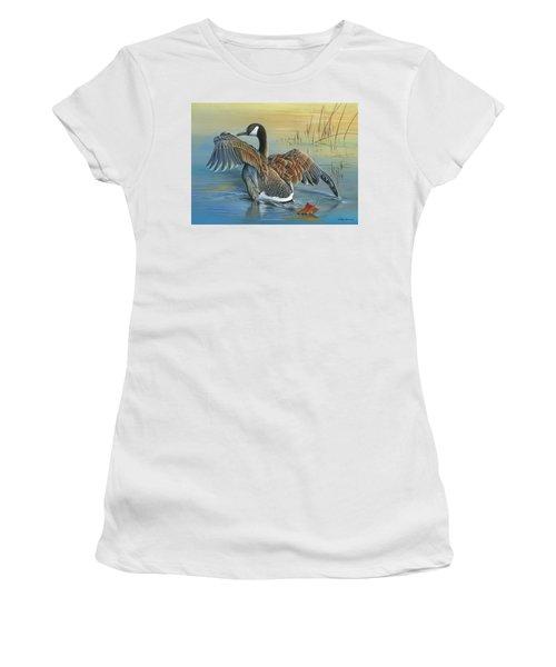 At First Light Women's T-Shirt