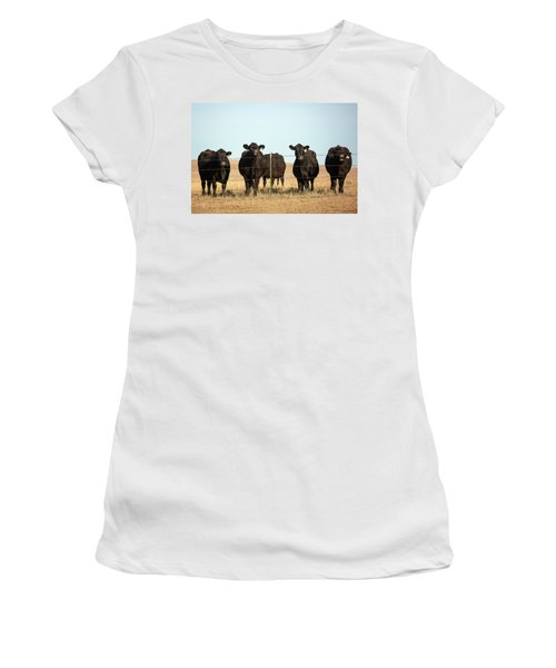 At The Fence Women's T-Shirt