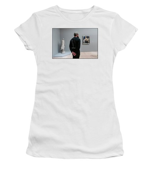 At The Whitney  Women's T-Shirt