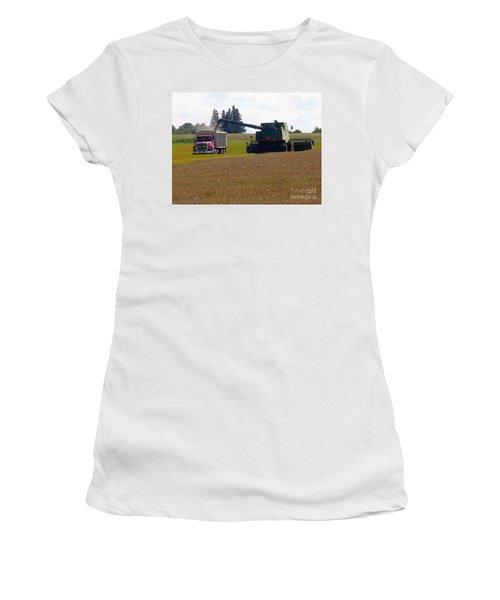 August Harvest Women's T-Shirt (Junior Cut)
