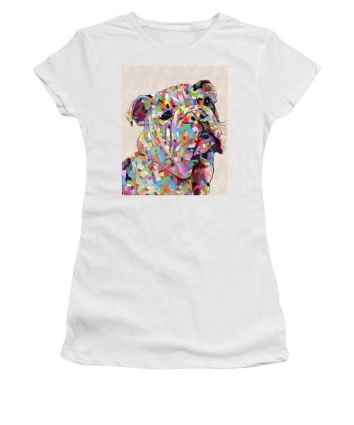 Australian Bulldog  Women's T-Shirt