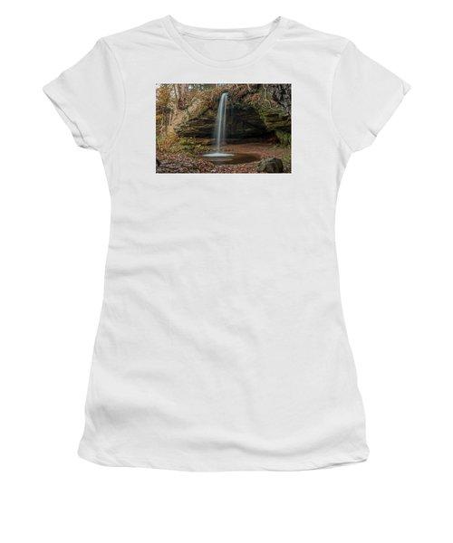 Autumn At Scott Falls Women's T-Shirt