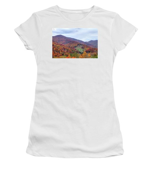 Autumn Farm Women's T-Shirt