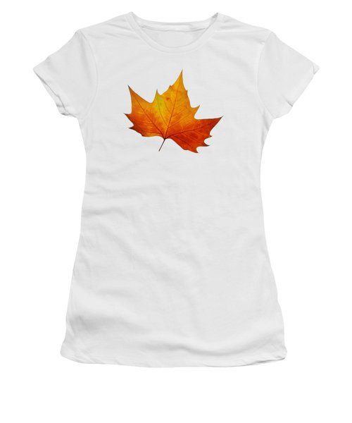 Autumn Leaf 1 Women's T-Shirt