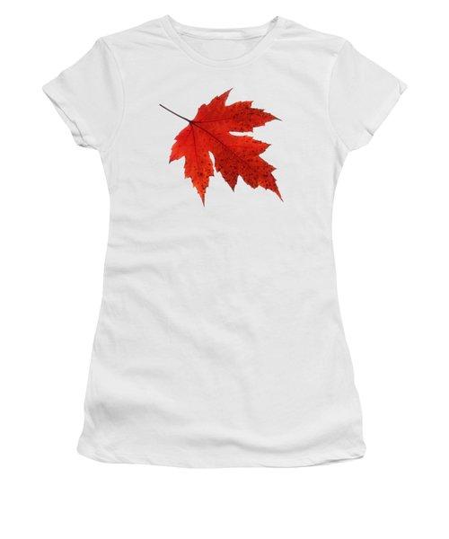 Autumn Leaf 2 Women's T-Shirt