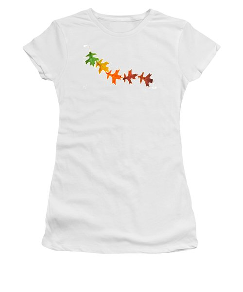 Autumn Leaves 1 Women's T-Shirt