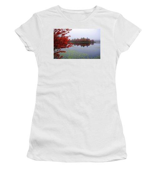 Autumn On The Bellamy Women's T-Shirt