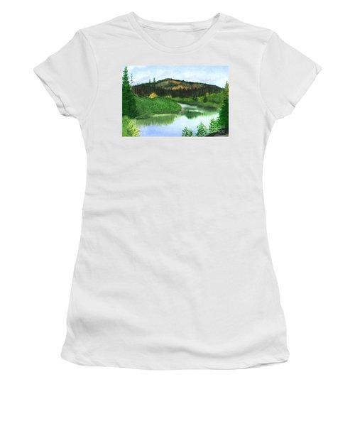 Autumn Transition Women's T-Shirt