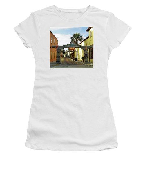 Aviles Street Women's T-Shirt