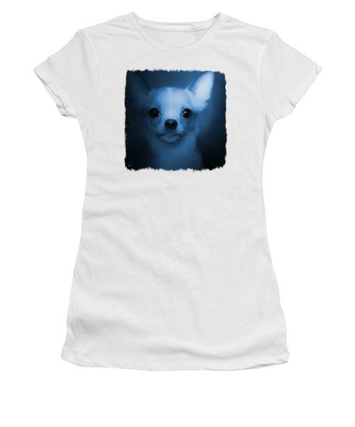 Azul - Chihuahau Blues Women's T-Shirt