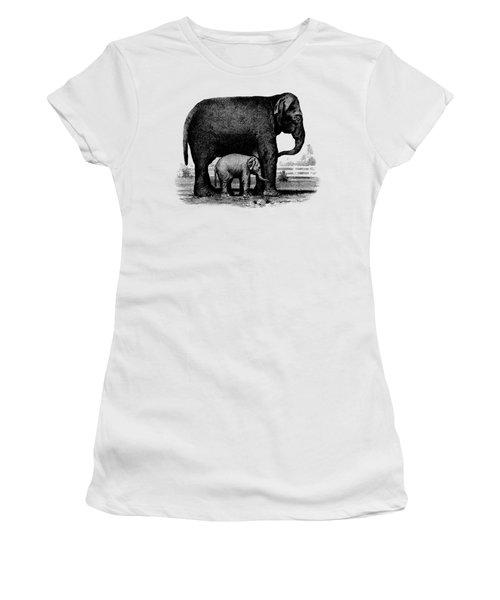 Baby Elephant T-shirt Women's T-Shirt
