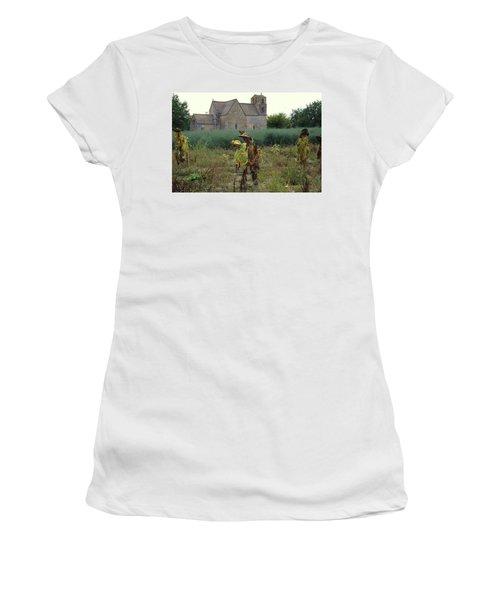 Back From Church Women's T-Shirt