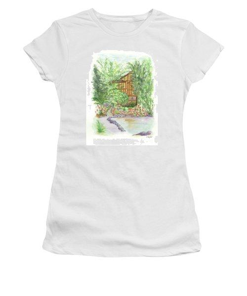 Backside Of Shakespeare Women's T-Shirt