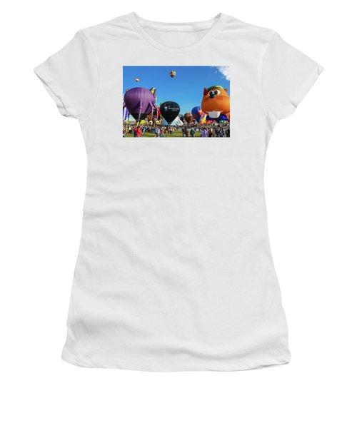 Balloon Fiesta Albuquerque I Women's T-Shirt