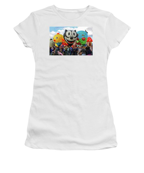 Balloon Fiesta Albuquerque II Women's T-Shirt