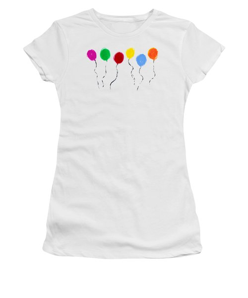 Balloons  Women's T-Shirt
