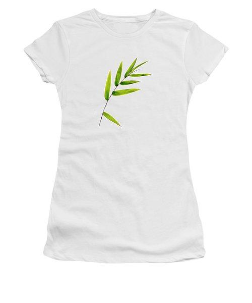 Bamboo Leaves Women's T-Shirt