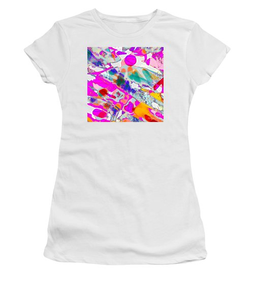Banner In The Breeze Women's T-Shirt (Athletic Fit)