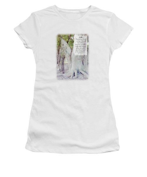 Banyan Companion - Verse Women's T-Shirt
