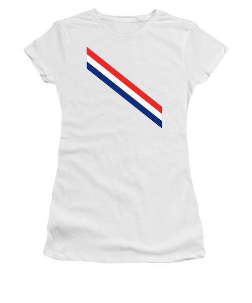Barber Stripes Women's T-Shirt