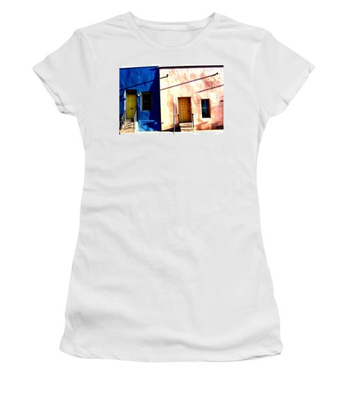 Barrio Viejo 1 Women's T-Shirt