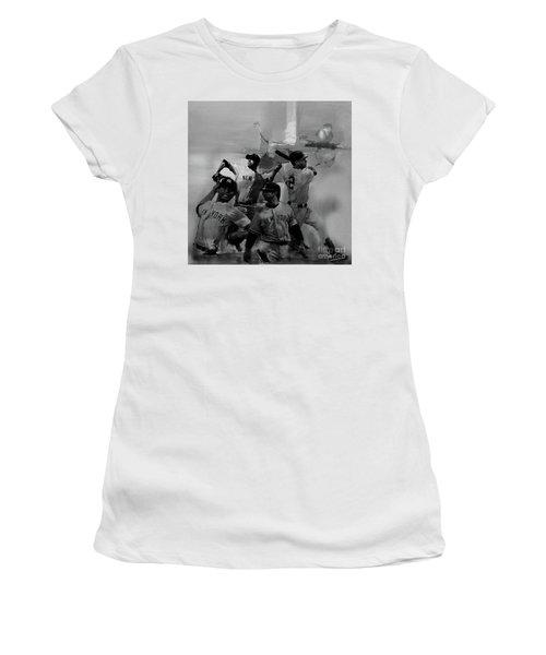 Base Ball Players Women's T-Shirt (Junior Cut) by Gull G