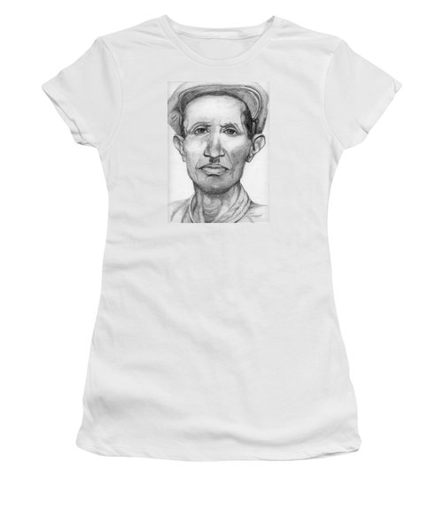 Bashi Women's T-Shirt (Junior Cut) by Annemeet Hasidi- van der Leij