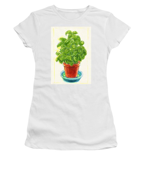 Basil Women's T-Shirt
