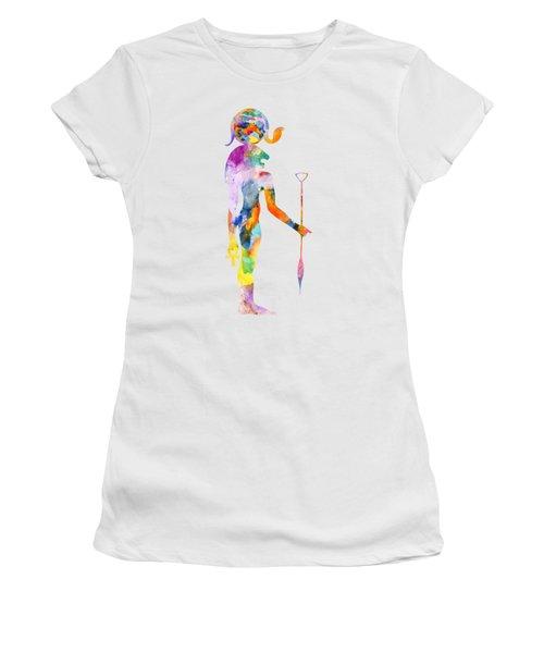 Bastet- God Of Ancient Egypt Women's T-Shirt