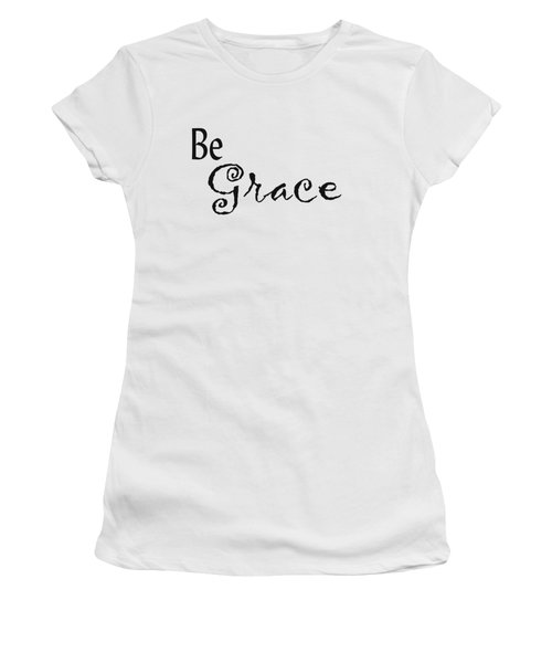 Be Grace Women's T-Shirt (Athletic Fit)