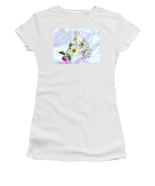 Be Happy Women's T-Shirt (Athletic Fit)