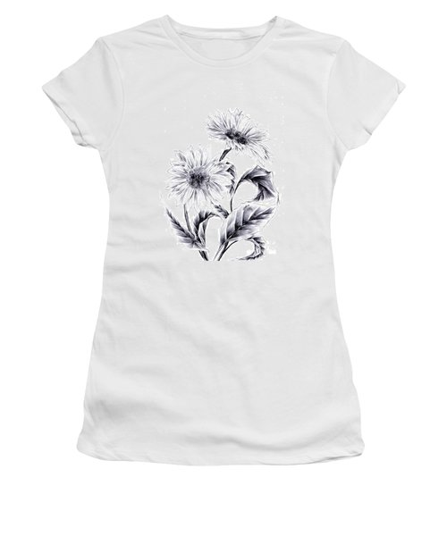 Be My Sun Women's T-Shirt (Athletic Fit)