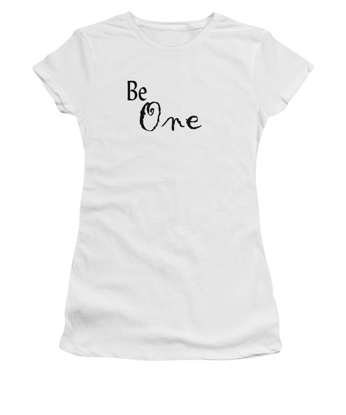 Be One Women's T-Shirt (Athletic Fit)