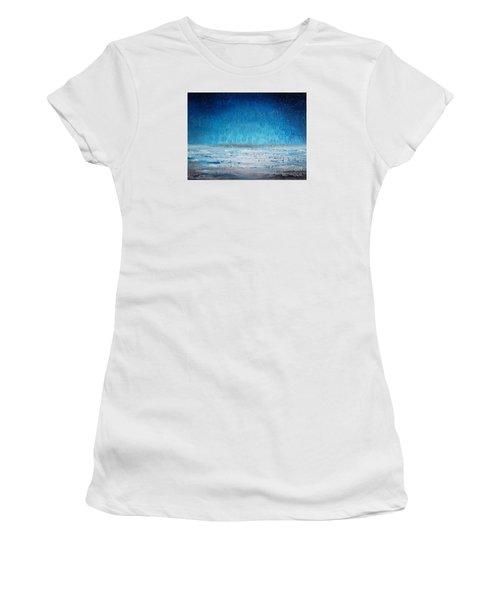 Beach Blue Women's T-Shirt