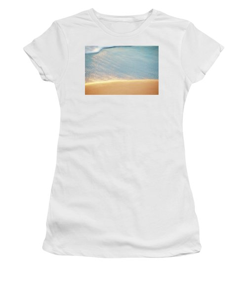 Beach Caress Women's T-Shirt (Athletic Fit)