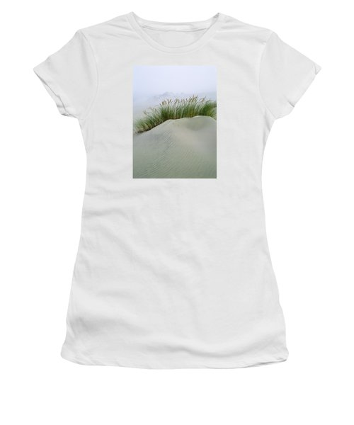 Beach Grass And Dunes Women's T-Shirt