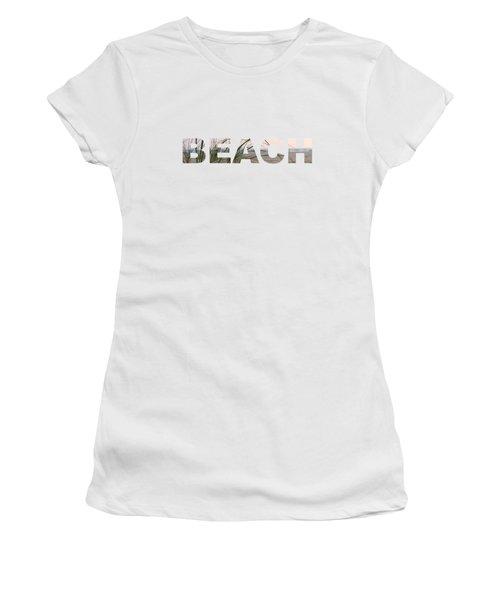 Beach Women's T-Shirt