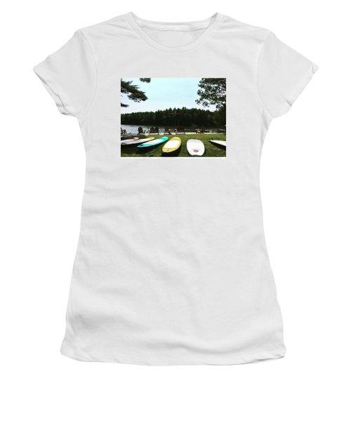Surf Beach Women's T-Shirt