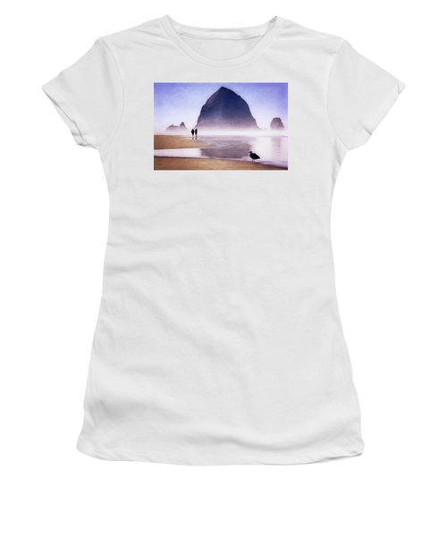 Beach Walk Women's T-Shirt